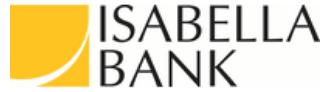 ISBA, Isabella Bank